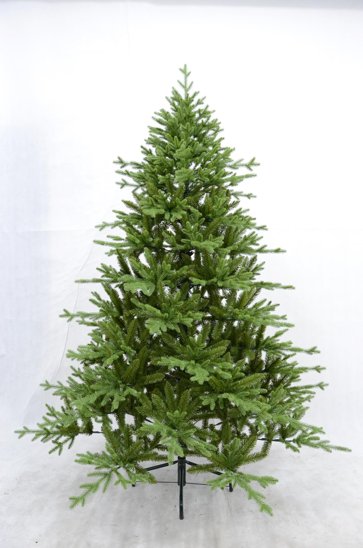 k nstlicher christbaum weihnachtsbaum tannenbaum fichte pe. Black Bedroom Furniture Sets. Home Design Ideas