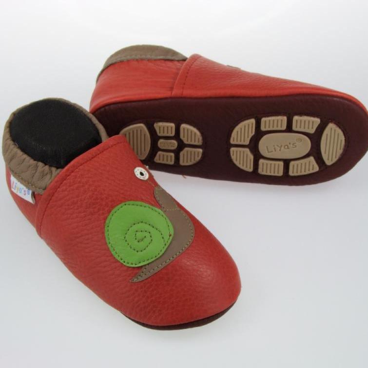 Krabbelschuhe-Hausschuhe-Lederpuschen-Kindergartenschuhe-Pantoffel-ab-17-90