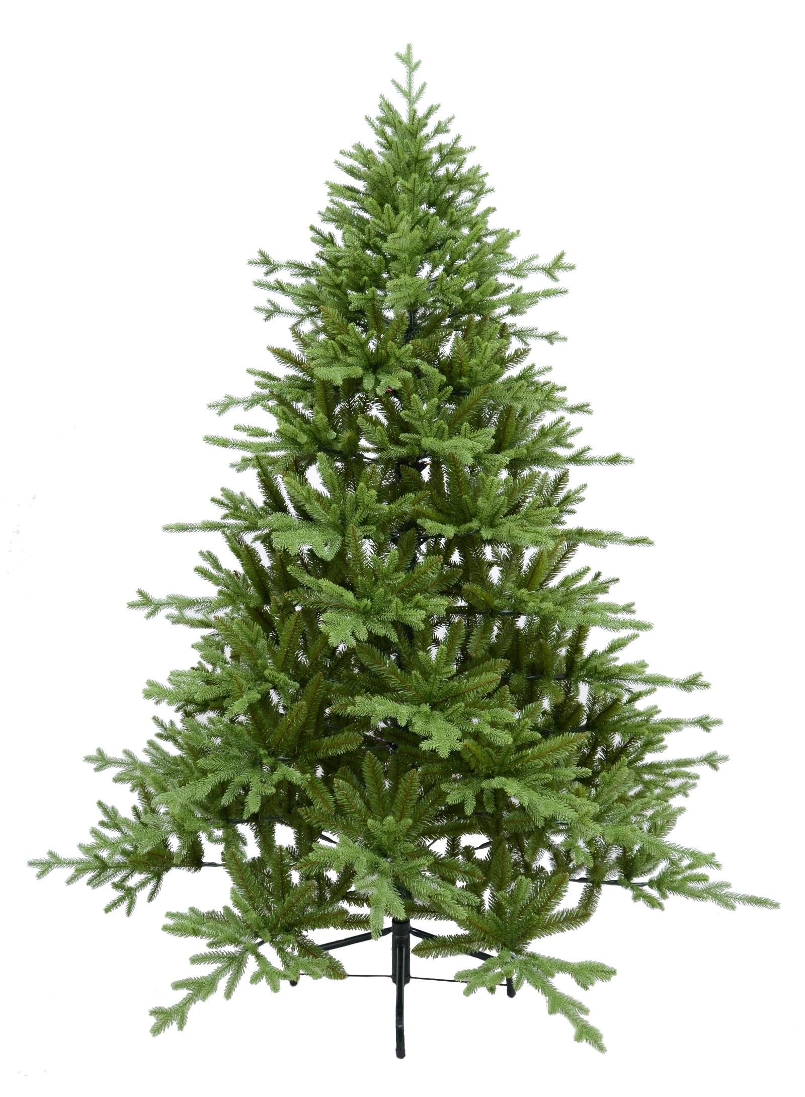 k nstlicher christbaum weihnachtsbaum tannenbaum fichte pe spritzguss pvc mix ebay. Black Bedroom Furniture Sets. Home Design Ideas